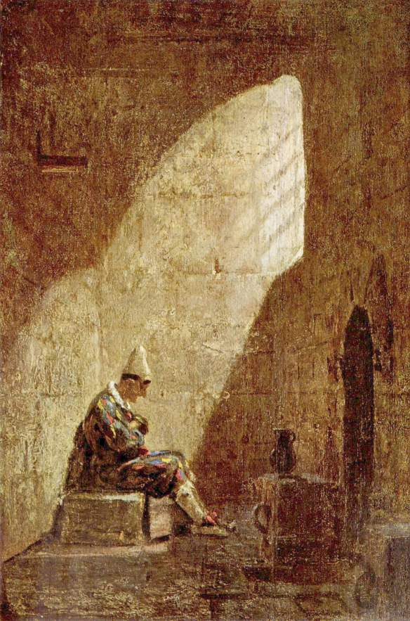 Ash Wednesday Carl_Spitzweg